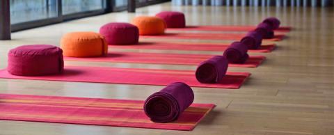 Fitnessurlaub: 5 Gründe, warum Yoga dazugehört!