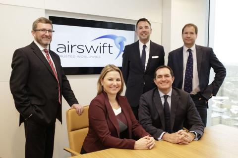 Air Energi Group Limited and Swift Worldwide  Resources Limited have merged to form Airswift Holdings Limited