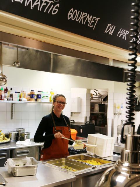 KUTT Gourmet med Lene Kvale