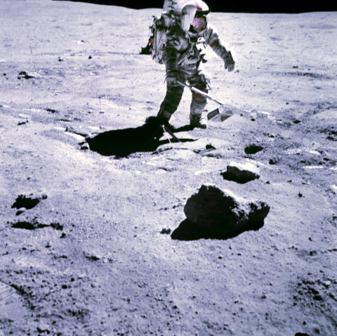 Moon Landings: The Lost Tapes HISTORY