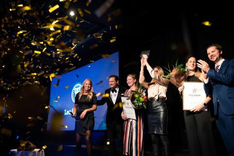 LeoVegas pledges further commitment to improving gender diversity & inclusion in the tech sector via LeoRegulus Award