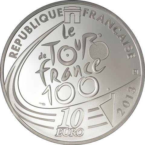 Tour de France - minnemynt
