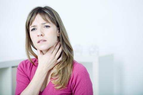Schmerzen im Hals – was tun?  Erkältungssymptom Halsschmerz nachhaltig lindern