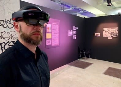 FC St. Pauli-Museum setzt Hightech-Brille für Blinde ein: Weltweit erster Einsatz neuer Inklusions-Technologie
