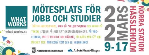Hässleholms kommun anordnar jobb- och utbildningsmässa den 21 mars