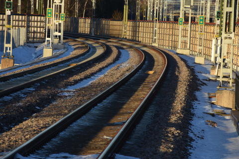 Dubbelspår hela vägen från Gävle till Uppsala