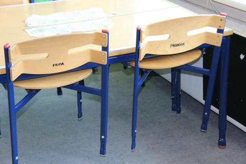 Den frie grundskolesektor går fri af omprioriteringsbidrag