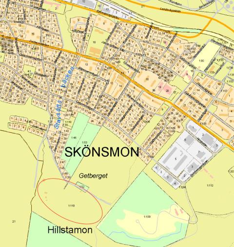 Kommunen åtgärdar Hillstamons gamla soptipp