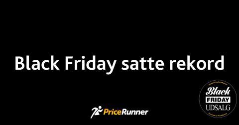 Black Friday med nye rekorder
