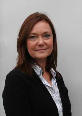 Christina Villa, ny medarbetare på Grafiska Företagens Förbund