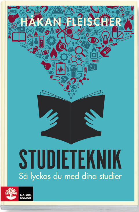 Så lyckas du med dina studier – konkreta råd i ny bok