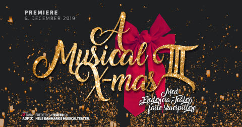 Fredericia Teaters julekoncerter vender tilbage…