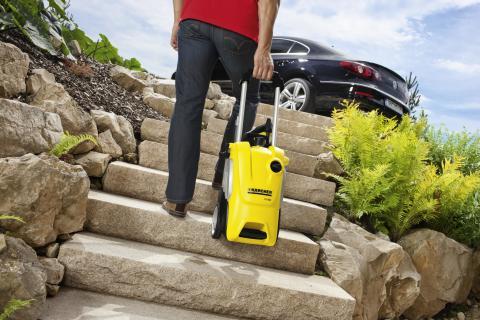 Kärcher Compact Range - Mobil høytrykksvasker