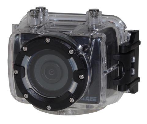 Jobo JIB4 actionkamera i vattentätt 60m UV-hus