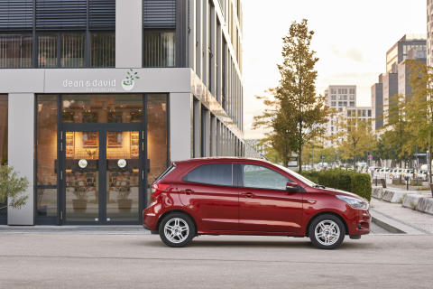 Nový Ford KA+ (4)