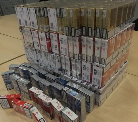 Jailed tobacco fraudster ordered to repay £494k