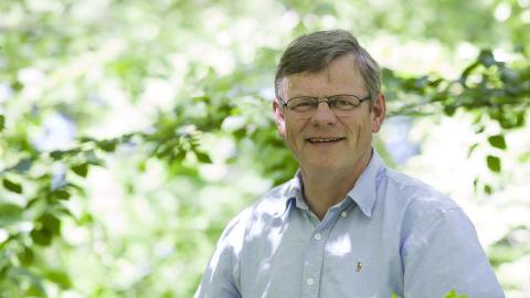 Ny ordförande för Skogforsk