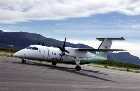 Widerøe's Flyveselskap AS har vunnet Vestlandsanbudet, men taper Oslo-Røros