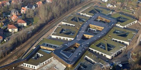 OPP-psykiatriskhospital står klar i Vejle