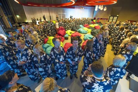 Så blir de svenska mötestrenderna 2013 - Svenska Möten listar fem trender