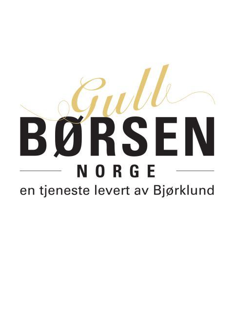 Gullbørsen Norge AS - Logo