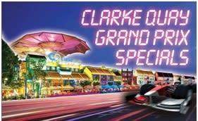 Race Frenzy at Clarke Quay