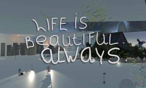 """""""Life is beautiful - Always"""" - A groundbreaking VR and Art installation at Acces Space in Sheffield"""