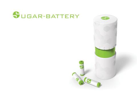 Zuckerbatterie Bild 1