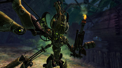 Guild Wars 2 - Living World Season 3 Scary Robot Boss