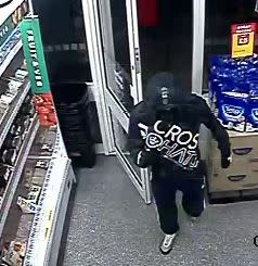 Do you recognise this man? We would like to speak to him in connection with One Stop robbery in Basingstoke.