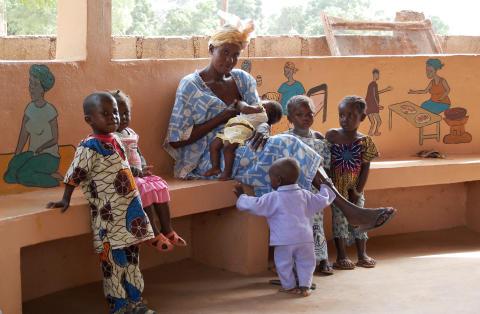 Insats mot matkris förbereds i Mali