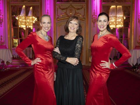 Lill Lindfors och Divine var några av artisterna som uppträdde på 1,6 miljonerklubbens jubileumsfest.