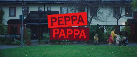 Åhléns peppar pappa inför fars dag
