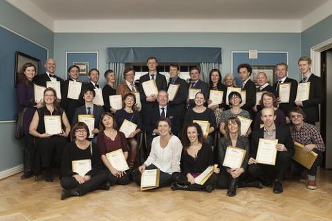 Mary von Sydows musikstipendier till 35 medarbetare på GöteborgsOperan och Göteborgs Symfoniker