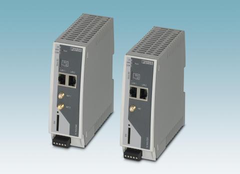 Mobile routere til high-speed dataforbindelser