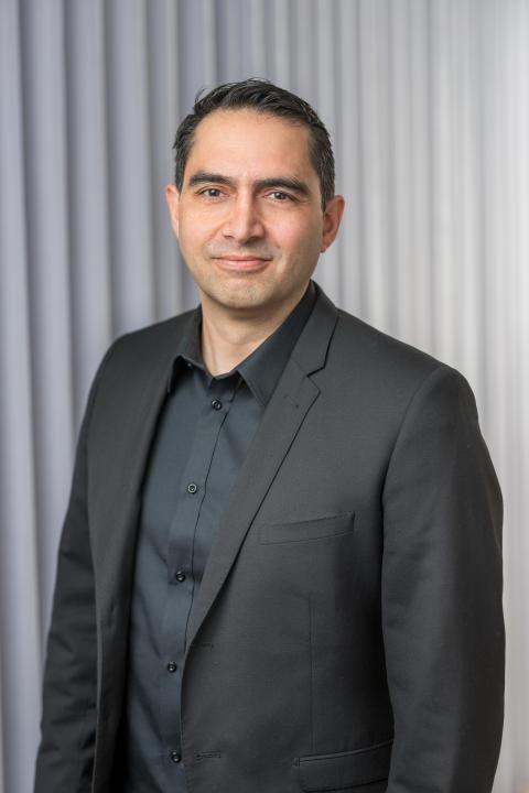 Jaime Aleite, ansvarig för jämställdhets- och mångfaldsfrågor och ombudsman