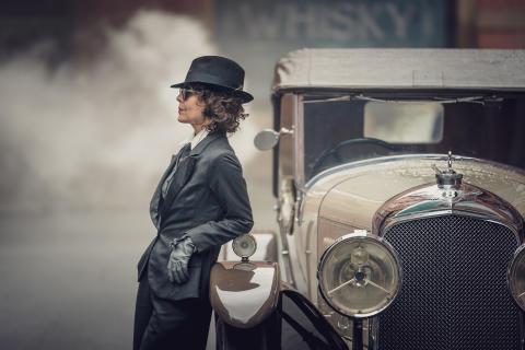 Peaky Blinders - Tante Polly (Helen McCrory)