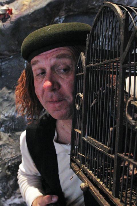 "Morten Eisner - fra ""Paradis i Helvede"""