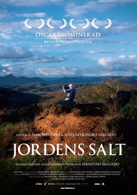 "Lindesbergs Filmstudio presenterar ""Jordens salt"""