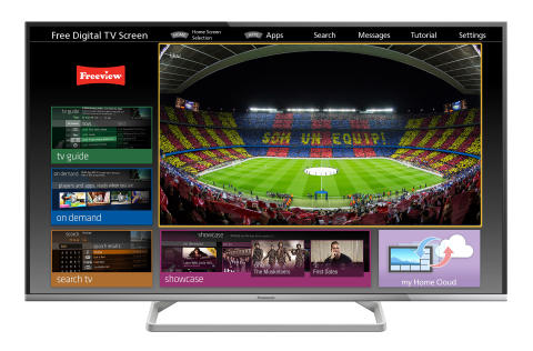 Buy a Panasonic VIERA TV ahead of this year's amazing summer of sport and receive cash back