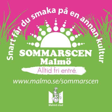 Larsa Foods & Sommarscen Malmö bjuder på Allsång