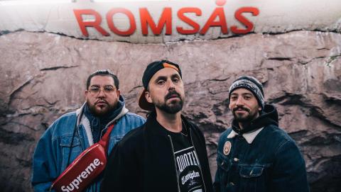Norske rap-pionerar erobrar teaterscenen