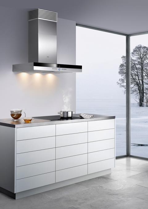 En dåligt fungerande köksfläkt förstör ditt hem – att välja en kvalitetsfläkt lönar sig i längden