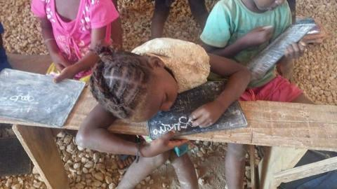 Nytt prosjekt i Madagaskar