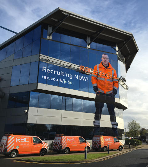RAC holds patrol recruitment open day at Walsall HQ