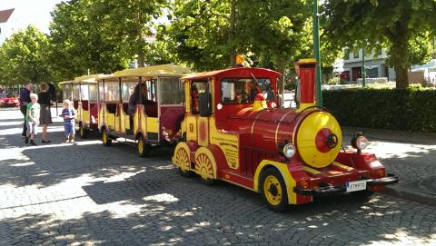 Turisttåget har ny rutt och ny tidtabell