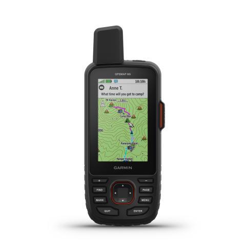 Die perfekte Kombination: Der GPSMAP 66i