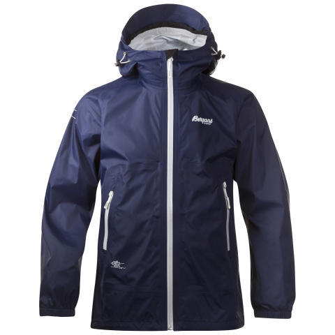 Tinn Youth Jacket - Navy/Aluminium