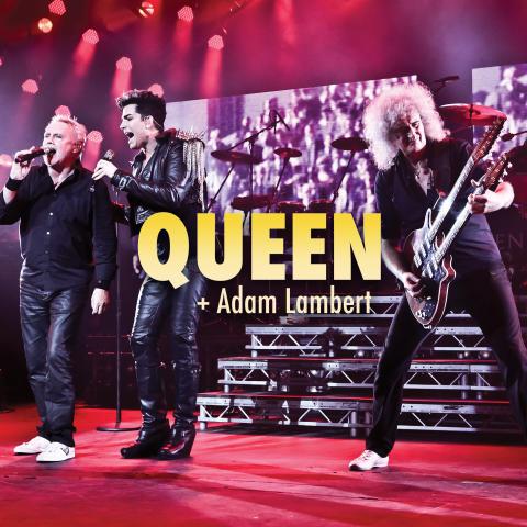 QUEEN + Adam Lambert bekräftade!