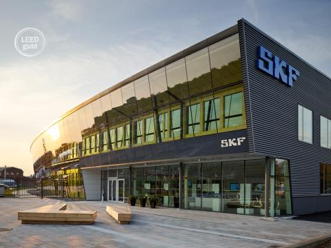 SKF Solution Factory i Göteborg